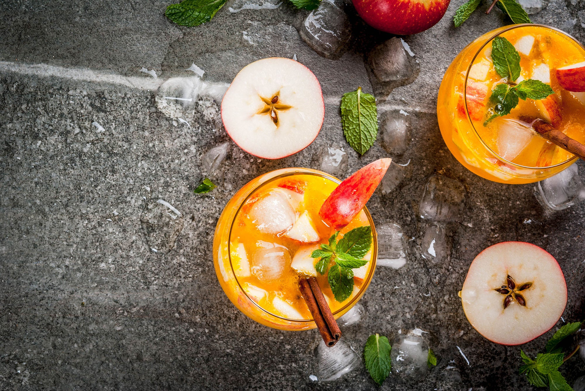 Best Fall Sangria Recipes - Best Thanksgiving Sangrias—brumate.com