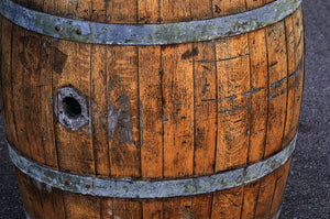 How Are Whiskey Barrels Made?