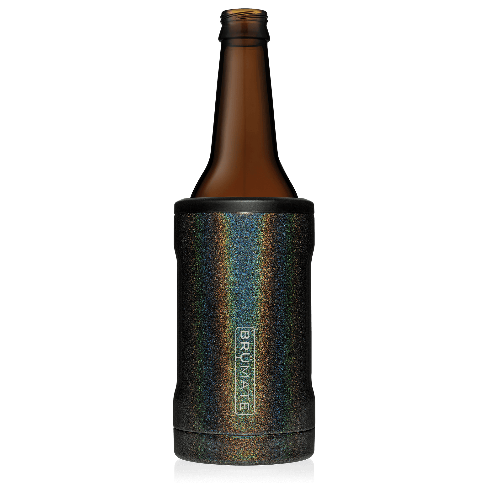 Hopsulator BOTT'L | Glitter Charcoal (12oz bottles)