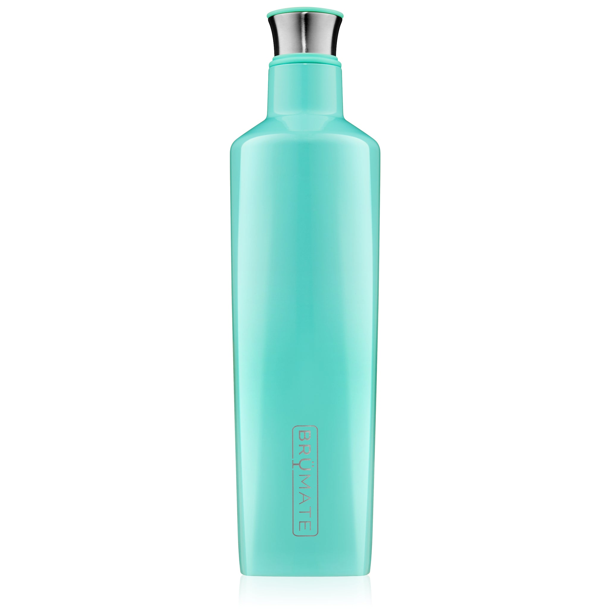 BrüMate Fifth 25oz Liquor Canteen | Aqua