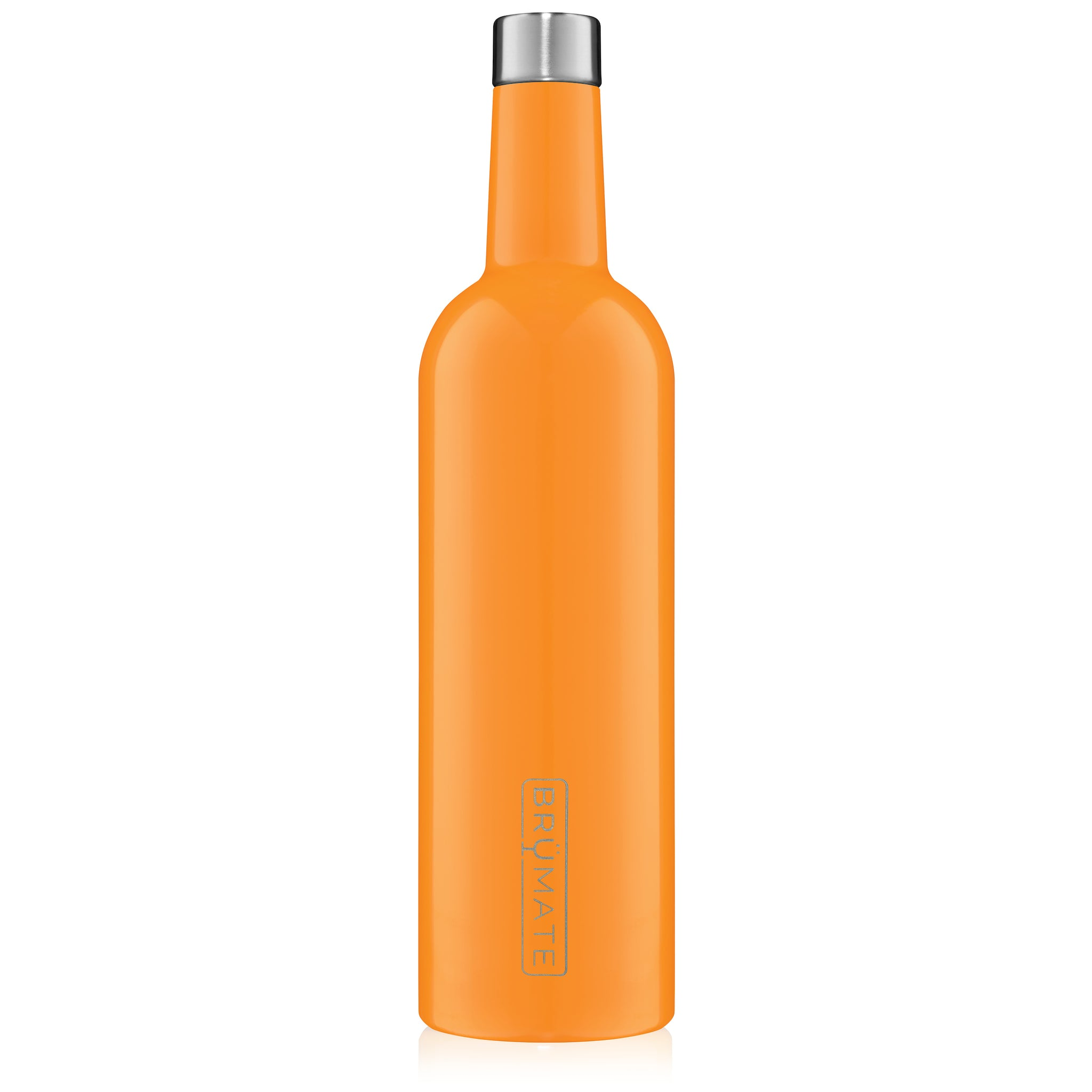 WINESULATOR™ 25oz Wine Canteen | Hunter Orange V2.0