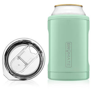 HOPSULATOR DUO 2-in-1 | Light Olive (12oz cans/tumbler)