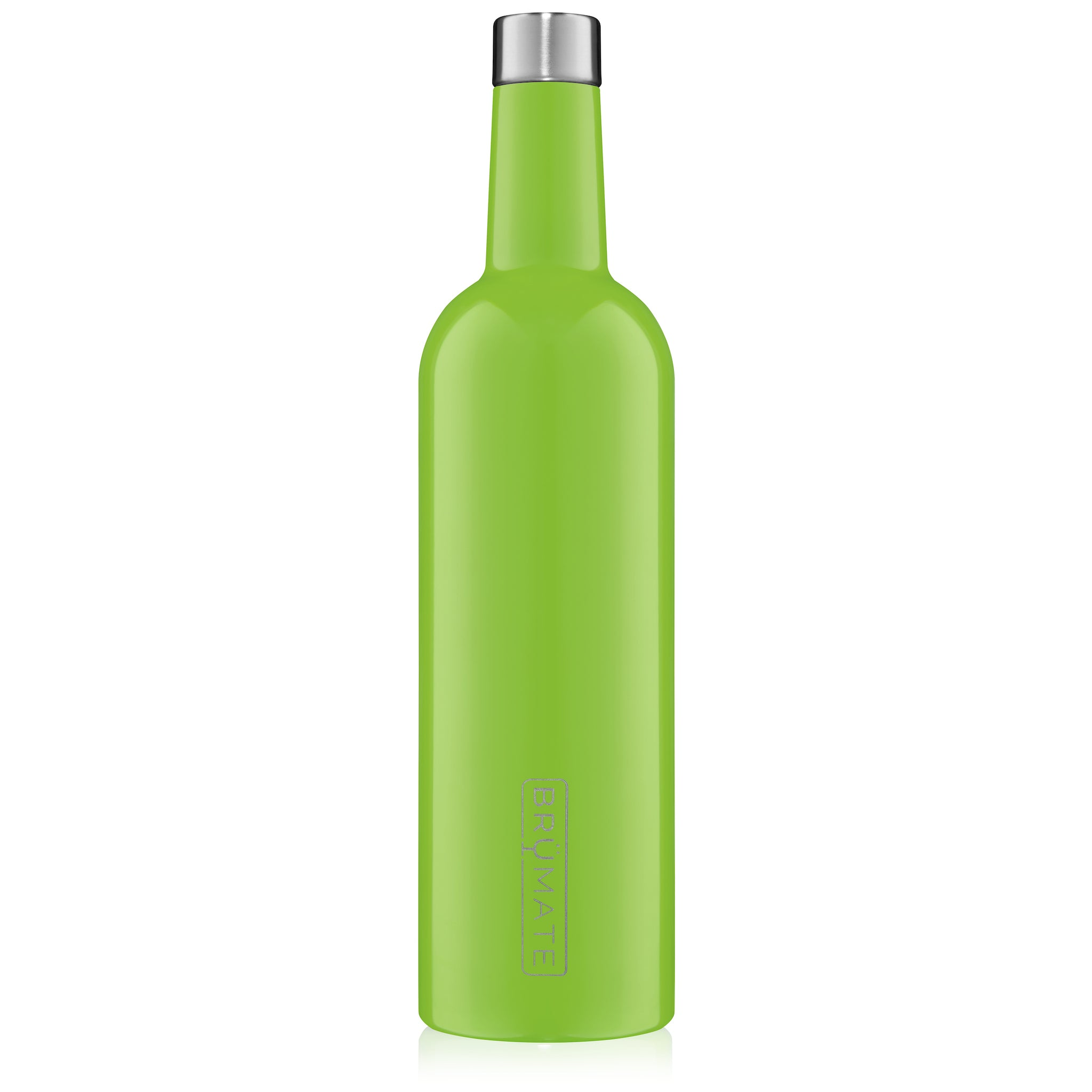 WINESULATOR™ 25oz Wine Canteen | Electric Green V2.0