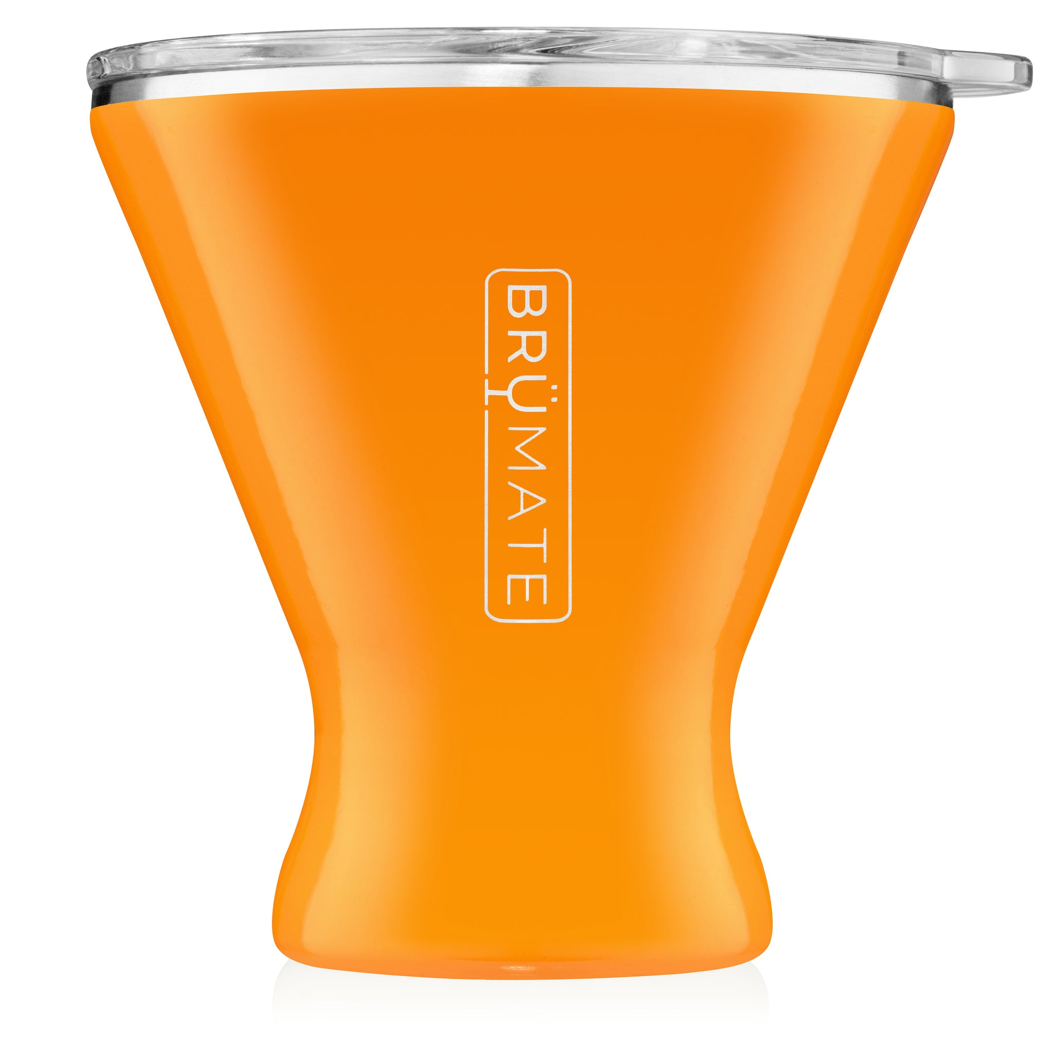MargTini 10oz Martini / Margarita Tumbler | Hunter Orange