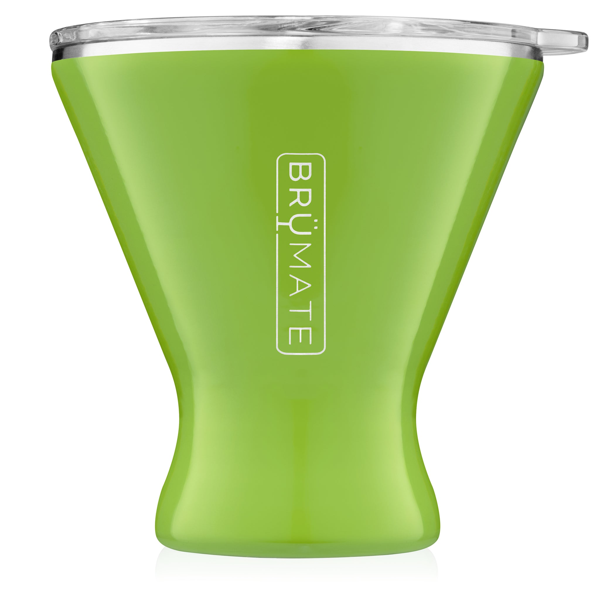 MargTini 10oz Martini / Margarita Tumbler | Electric Green