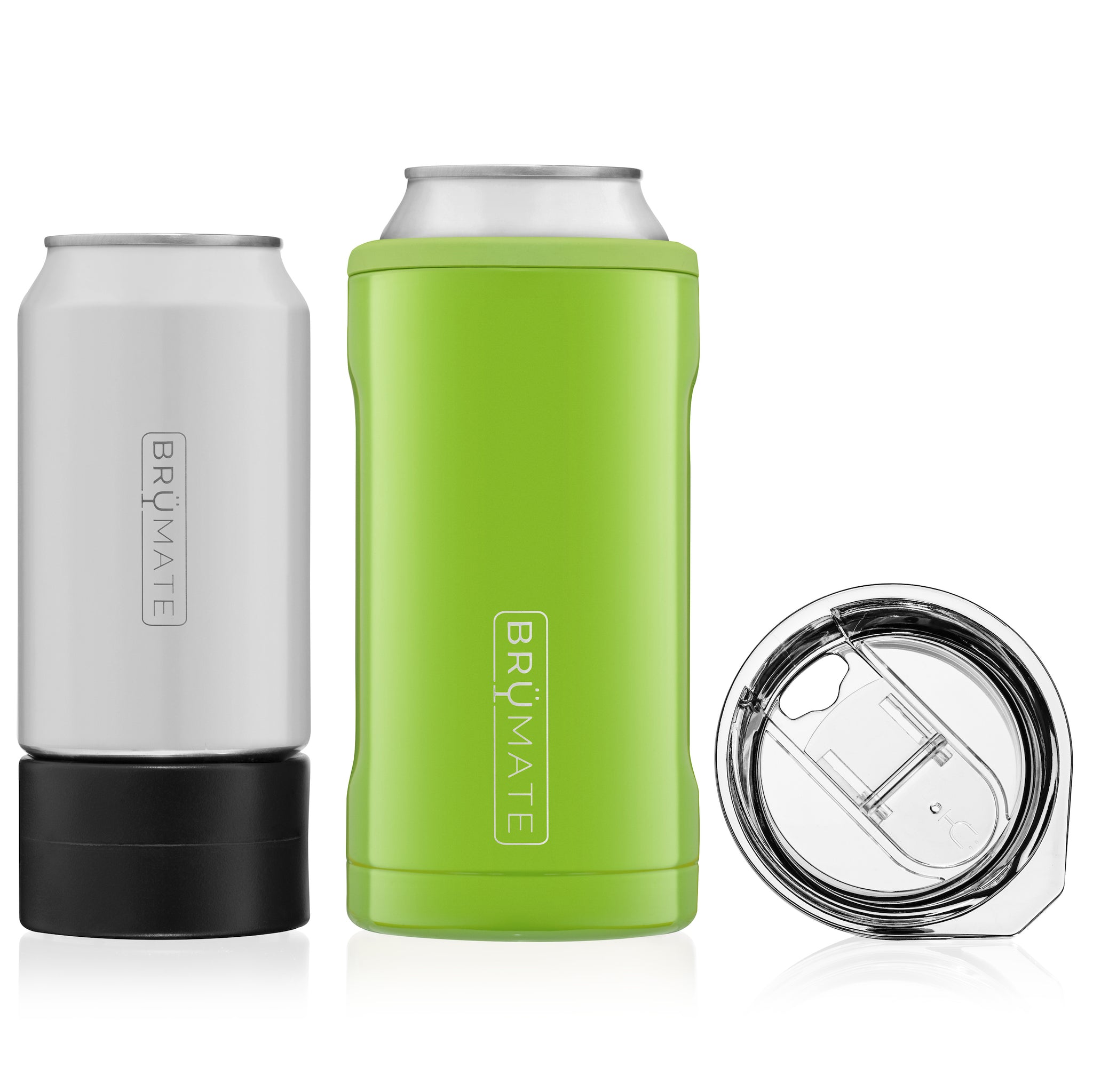 HOPSULATOR TRíO 3-in-1 | Electric Green (16oz/12oz cans)