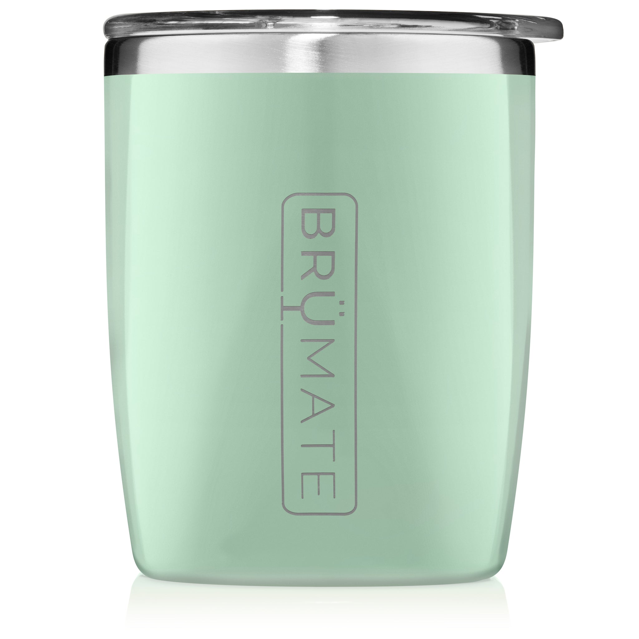 BrüMate Rocks Tumbler 12oz | Light Olive