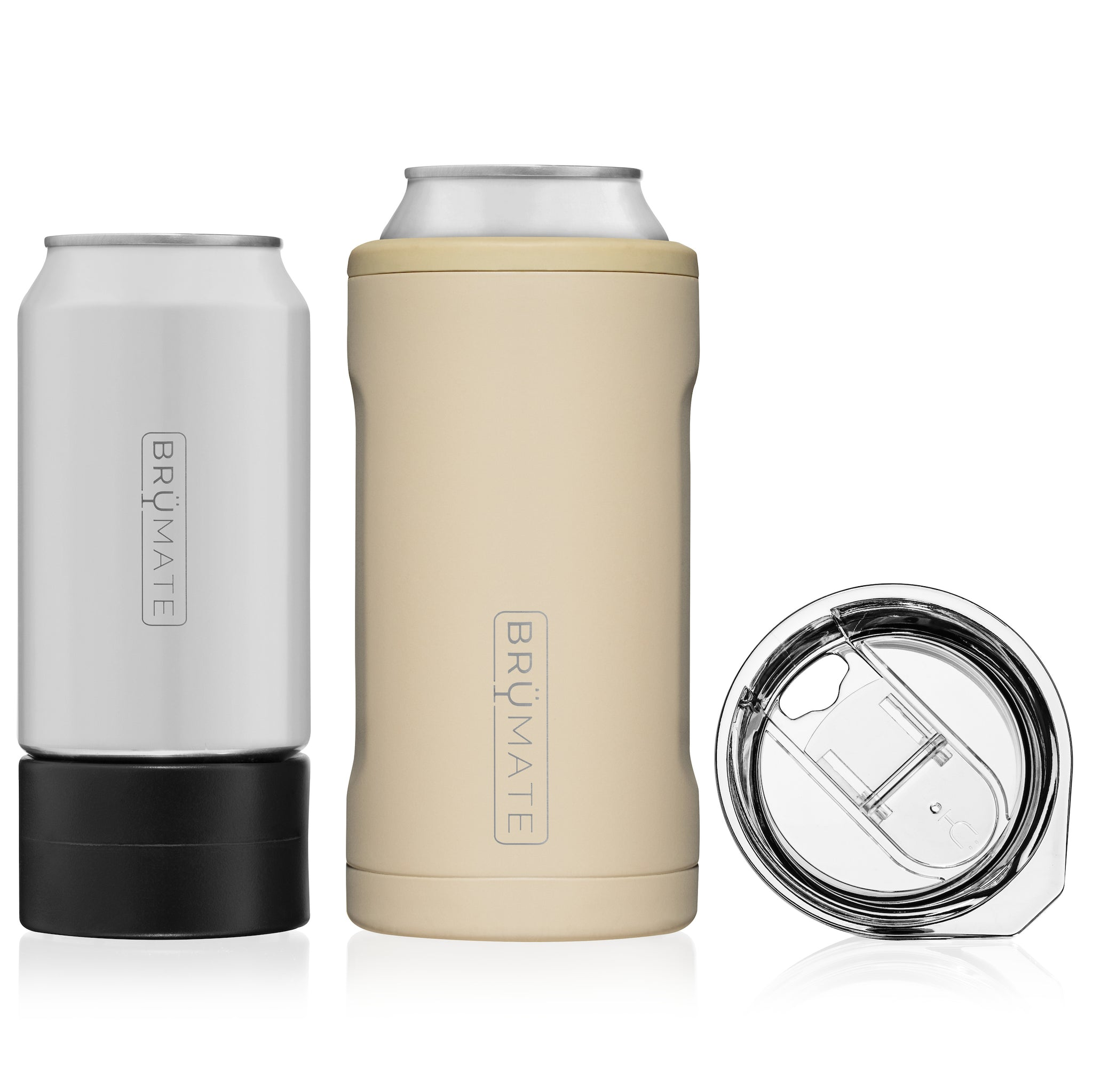 HOPSULATOR TRíO 3-in-1 | Matte Desert Tan (16oz/12oz cans)