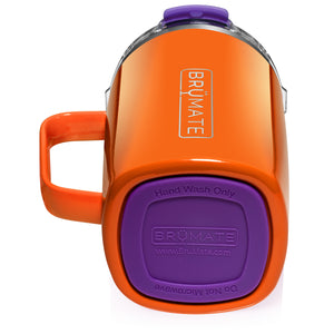 TODDY 16oz | Orange & Purple
