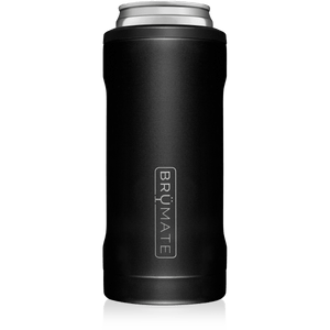Hopsulator Slim | Matte Black (12oz slim cans)
