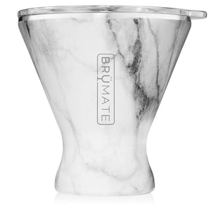 MargTini 10oz Martini / Margarita Tumbler | Carrara