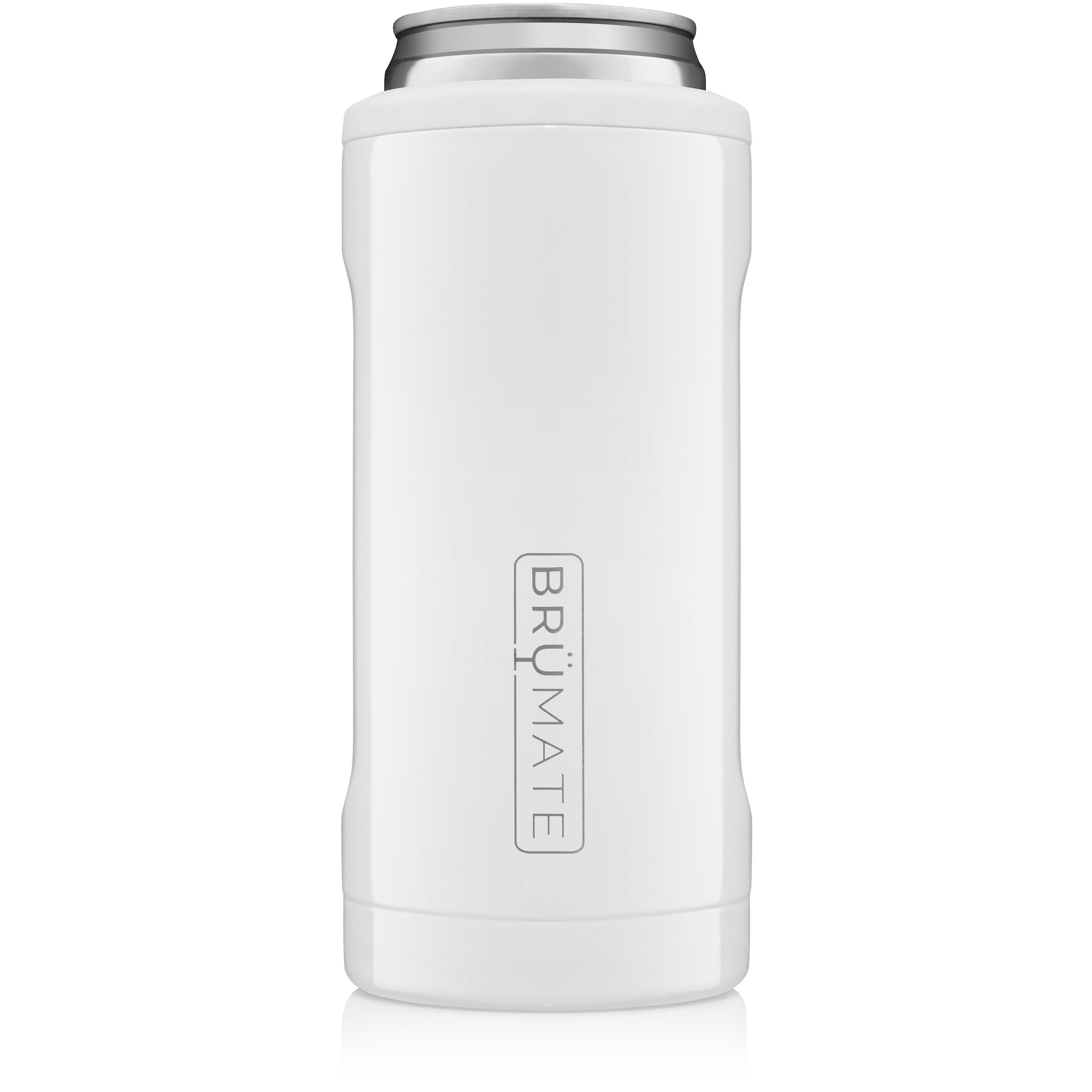 Hopsulator Slim | Ice White (12oz slim cans)