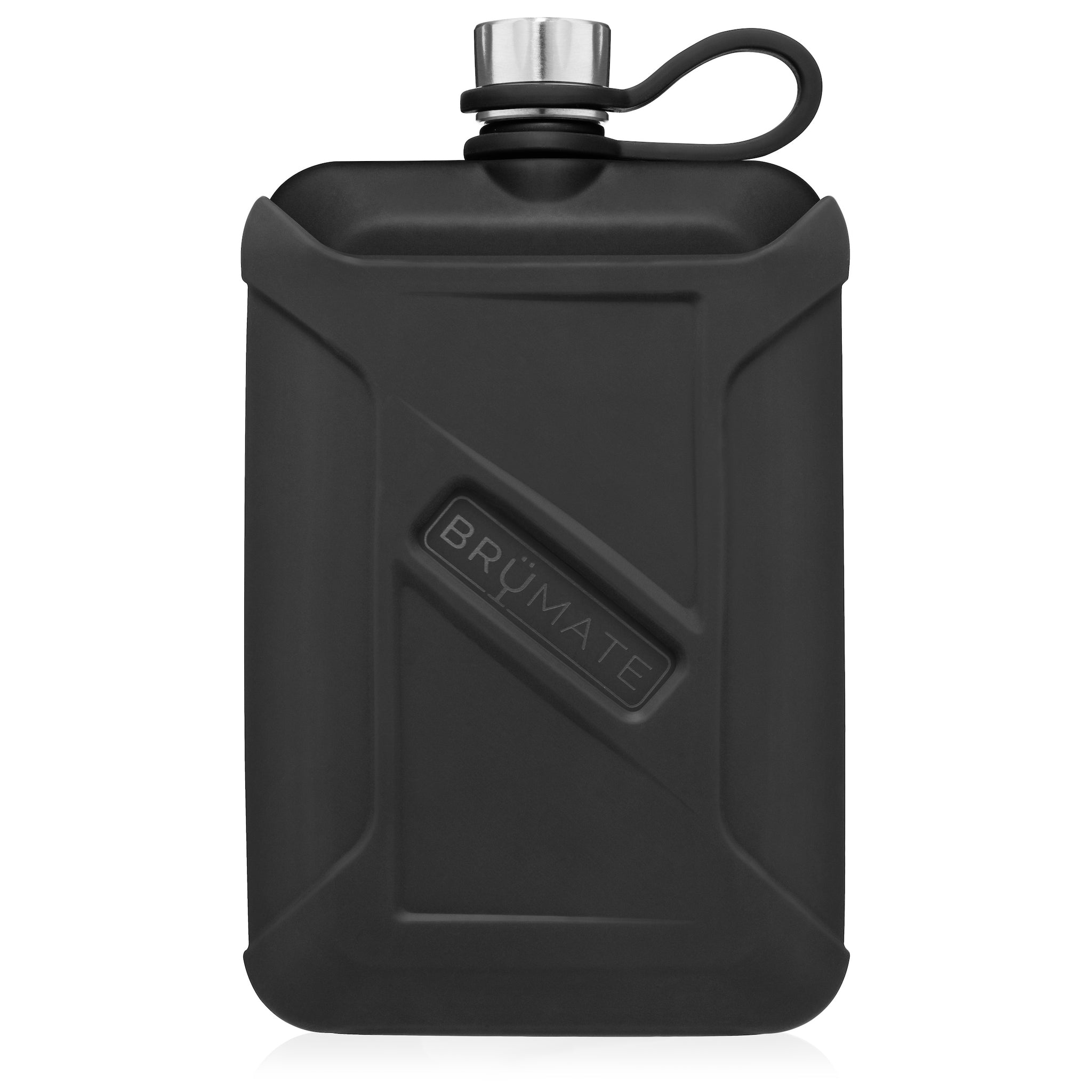 Liquor Canteen 8oz | Matte Black