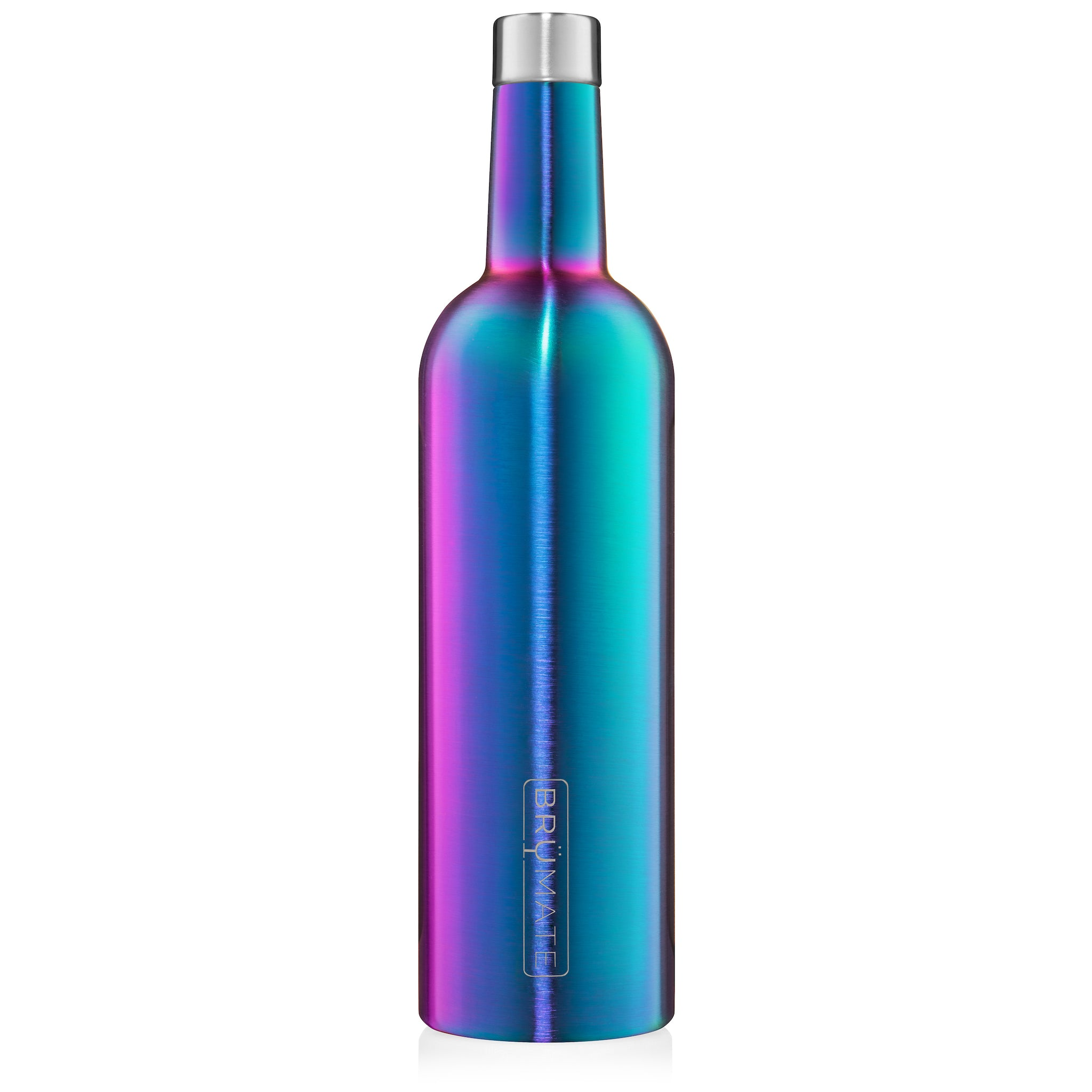 WINESULATOR™ 25oz Wine Canteen | Rainbow Titanium V2.0