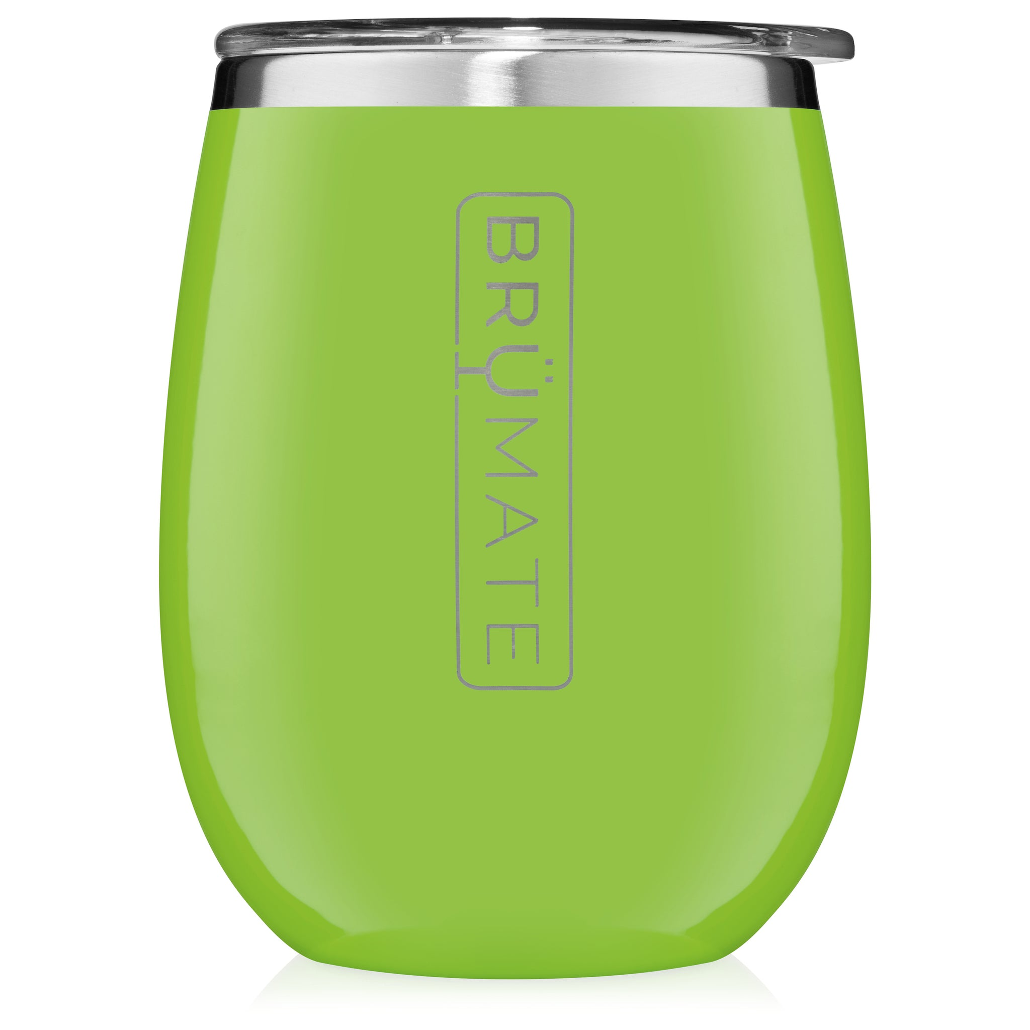 UNCORK'D XL 14oz Wine Tumbler | Electric Green