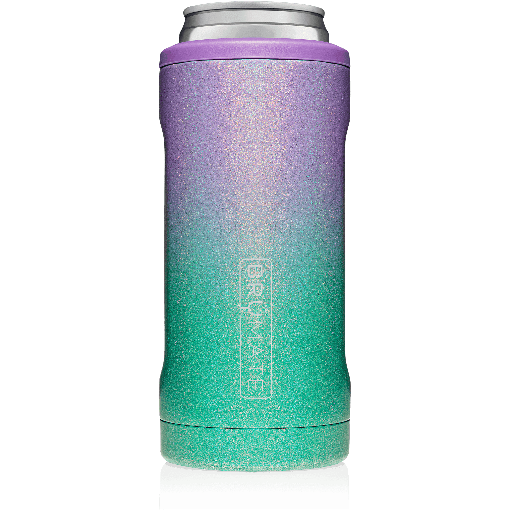 (PRE-ORDER, SHIPS 07/15) Hopsulator Slim | Glitter Mermaid (12oz slim cans)