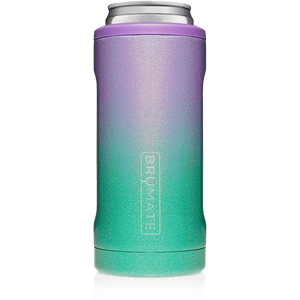 (PRE-ORDER, SHIPS 07/25) Hopsulator Slim | Glitter Mermaid (12oz slim cans)