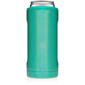 Hopsulator Slim | Glitter Peacock (12oz slim cans)