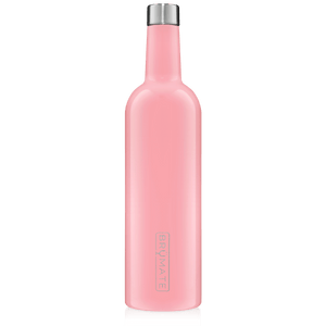 WINESULATOR™ 25oz Wine Canteen | Blush