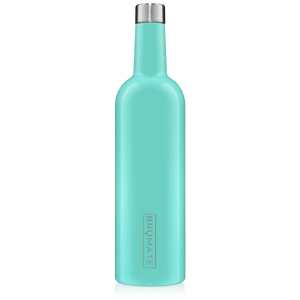 WINESULATOR™ 25oz Wine Canteen | Aqua V2.0