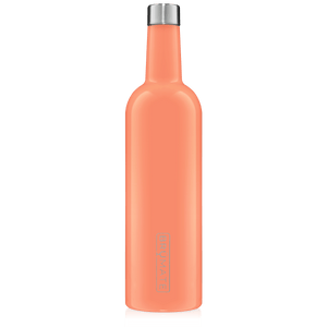 WINESULATOR™ 25oz Wine Canteen | Peach