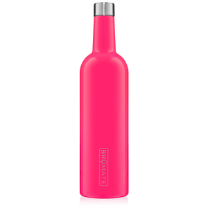 WINESULATOR™ 25oz Wine Canteen | Neon Pink V2.0