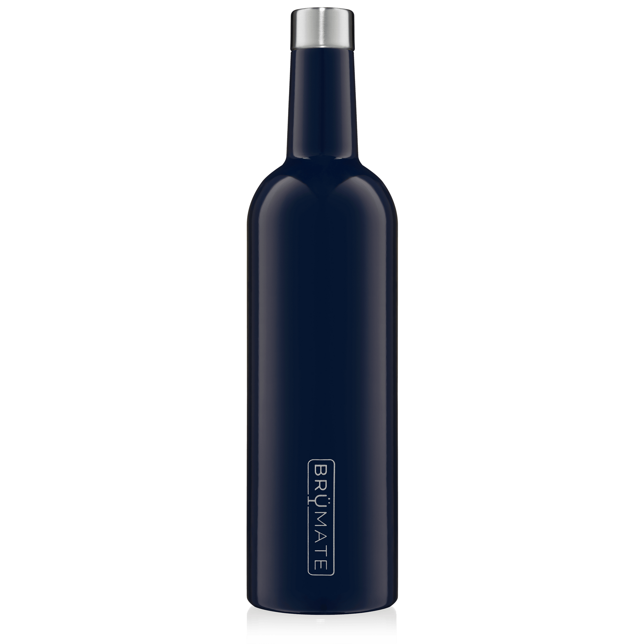 WINESULATOR™ 25oz Wine Canteen | Navy Blue