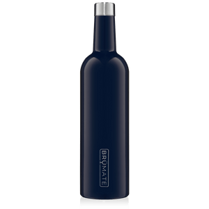 WINESULATOR™ 25oz Wine Canteen | Navy Blue V2.0