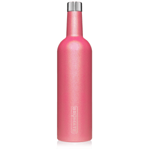 WINESULATOR™ 25oz Wine Canteen | Glitter Pink V2