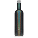WINESULATOR™ 25oz Wine Canteen | Glitter Charcoal V2.0 thumbnail image 1