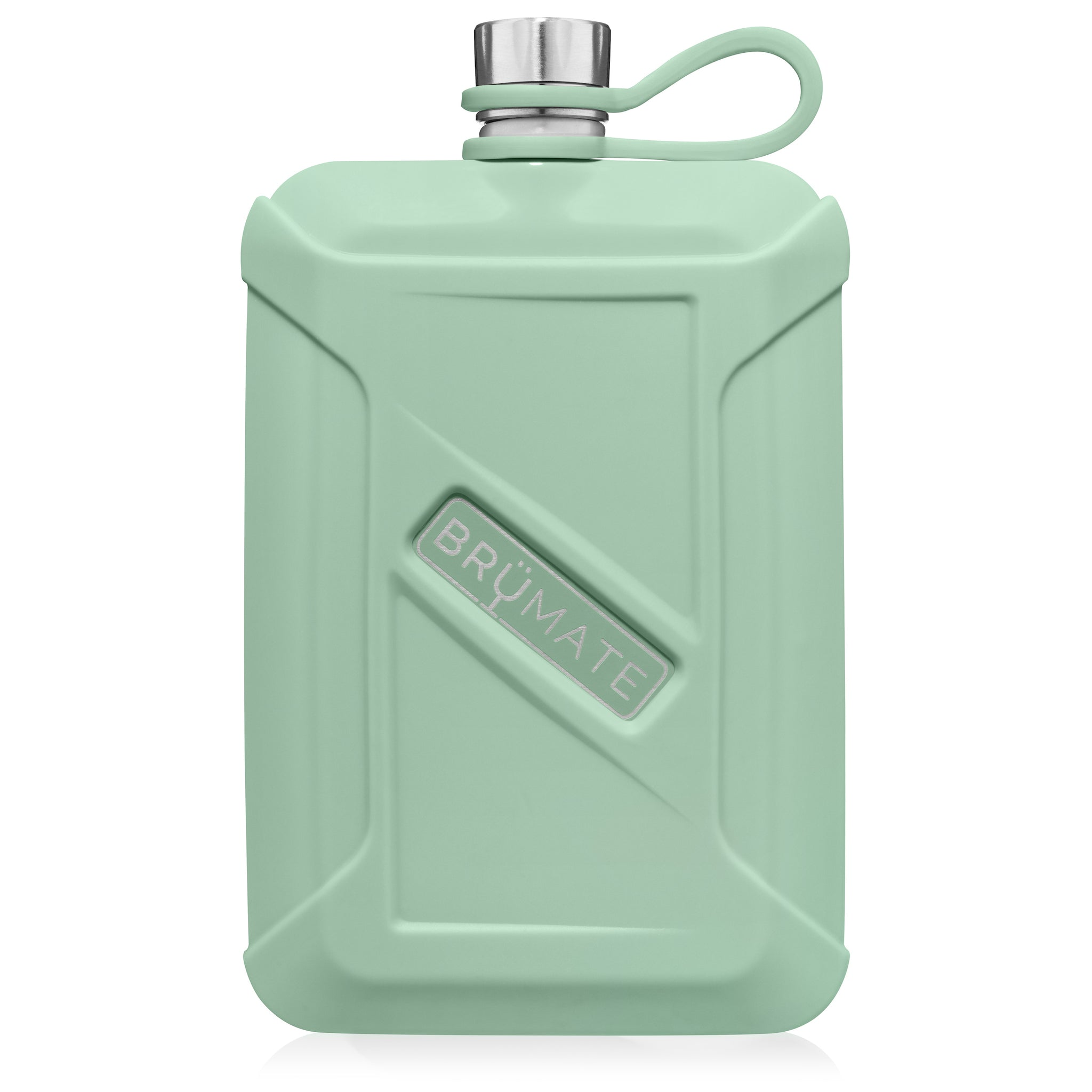 Liquor Canteen 8oz | Light Olive