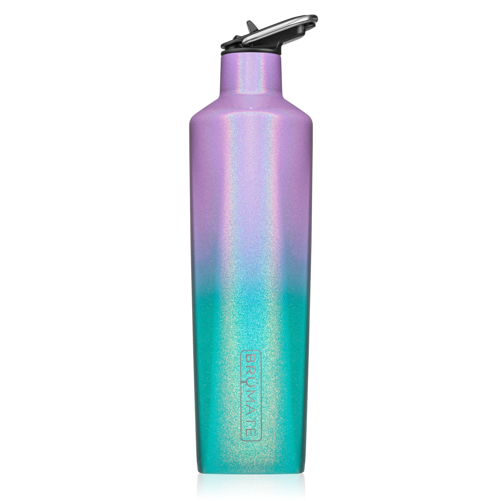 BrüMate 25oz ReHydration Bottle | Glitter Mermaid
