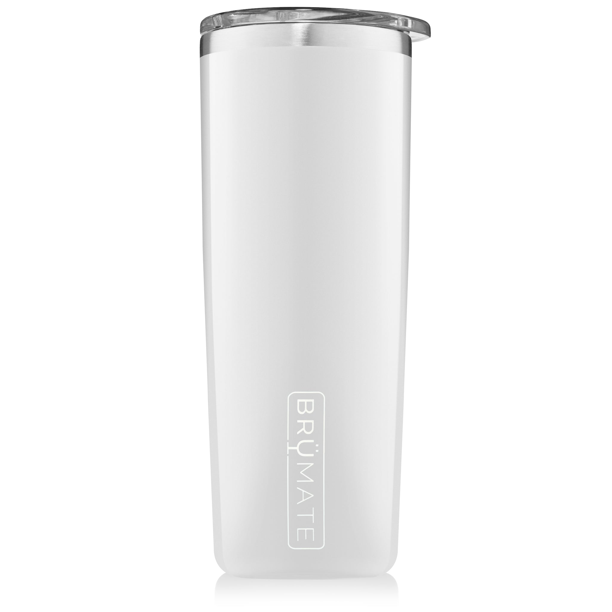 BrüMate Highball 12oz | Ice White