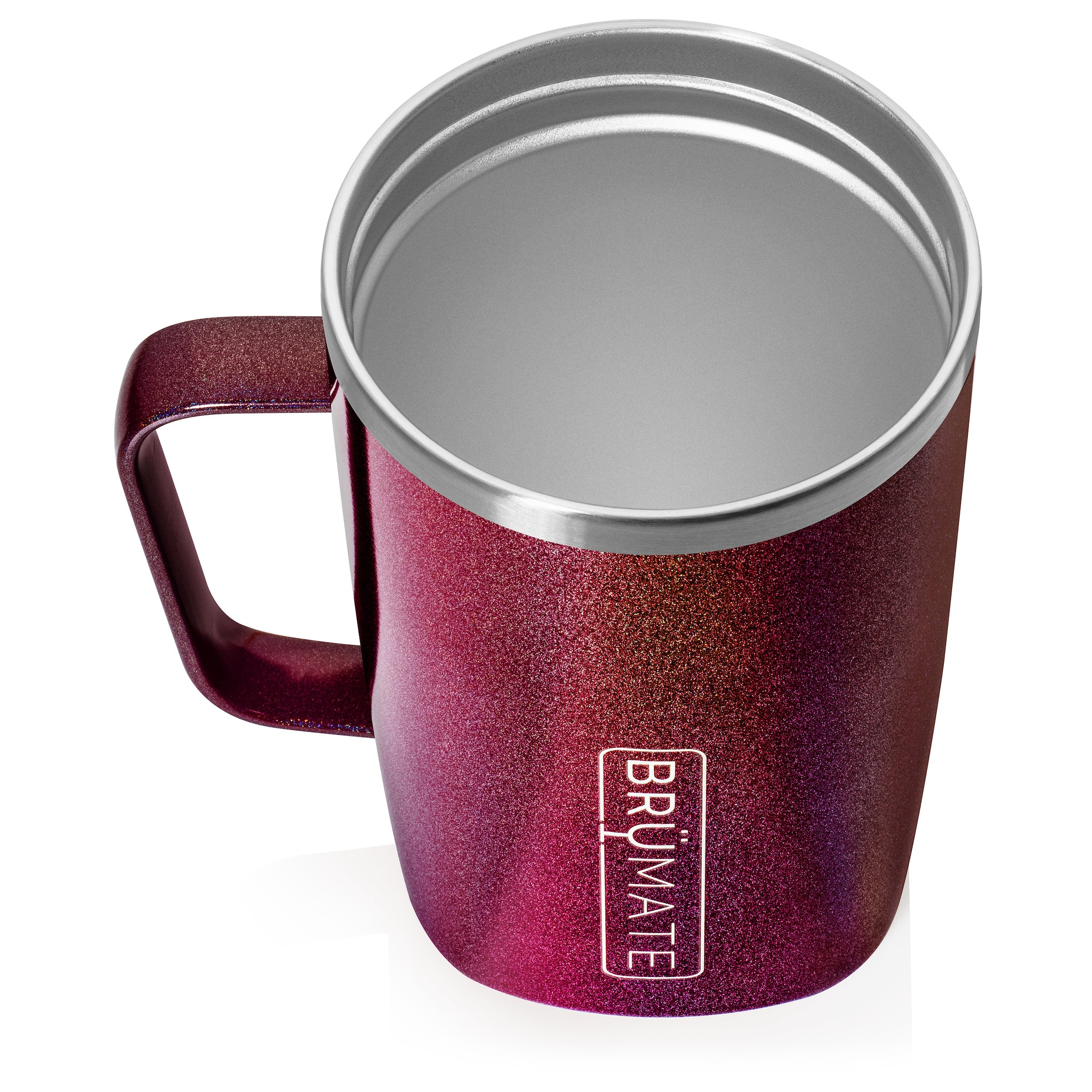 TODDY 16oz | Glitter Merlot