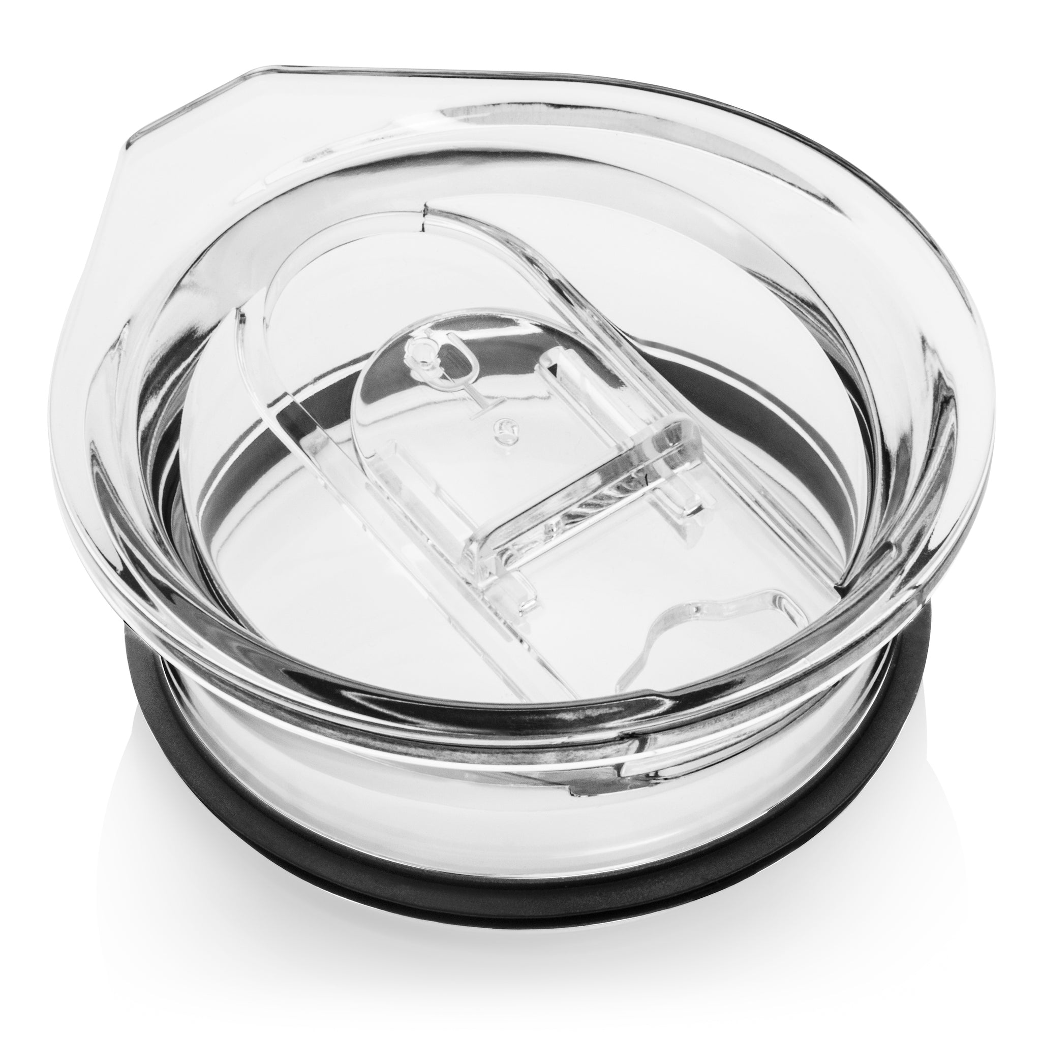 Hopsulator TRíO Replacement Lids (Clear, Black and Purple)