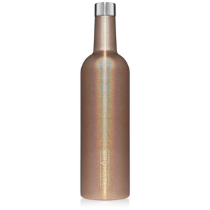 WINESULATOR™ 25oz Wine Canteen | Glitter Gold V2.0