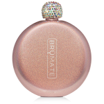 Glitter Flask | Rose Gold thumbnail image 1