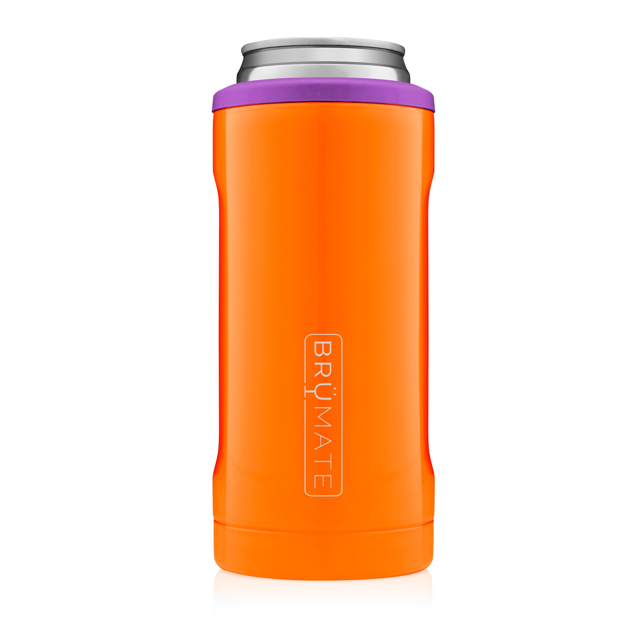 Hopsulator Slim | Orange & Purple (12oz slim cans)