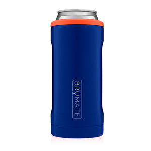 Hopsulator Slim | Blue & Orange (12oz slim cans)