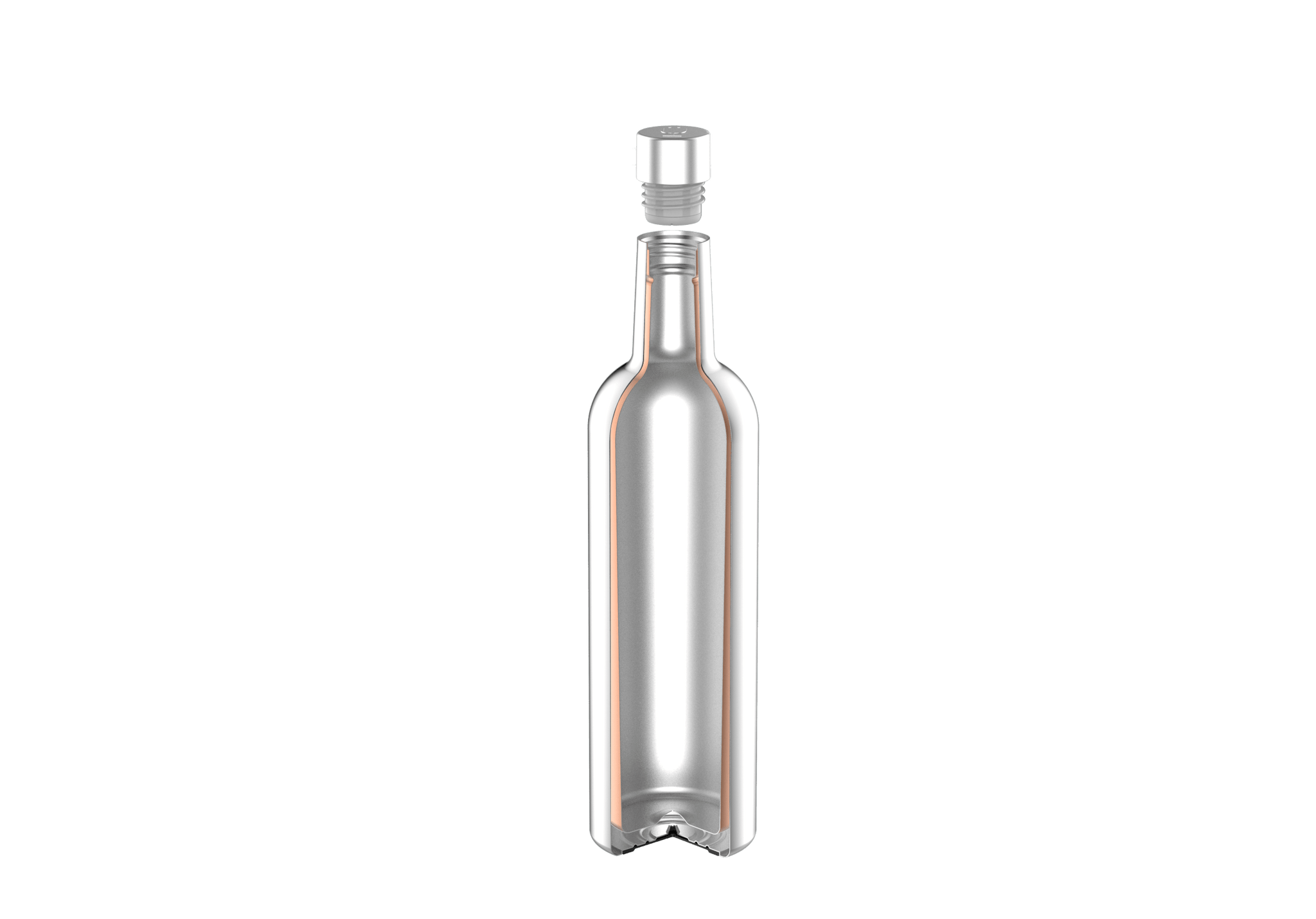 (NEW) INFINITY WINESULATOR STRAW | Stainless
