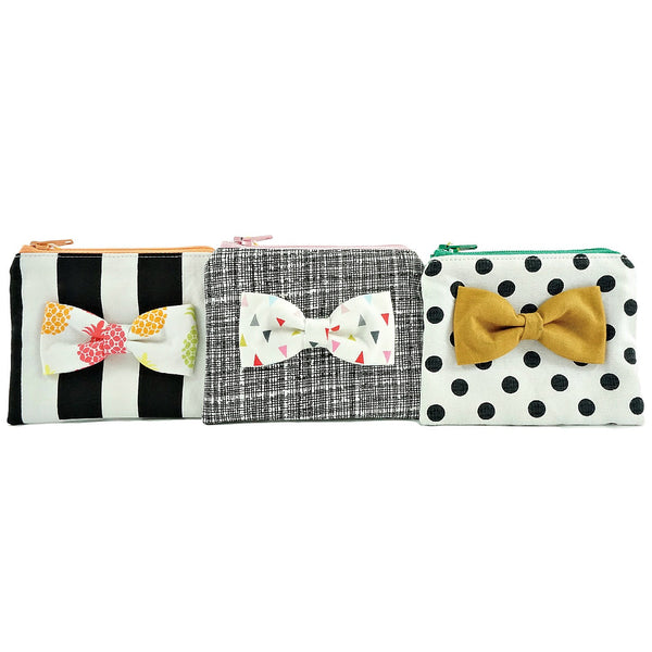 Bow Coin Purse for Girls Birthday