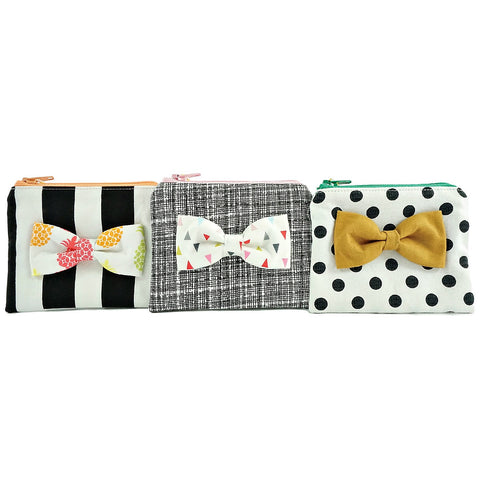 Bow Coin Purse