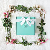 The Bridesmaid Mini Gift Box with a day of presents inside