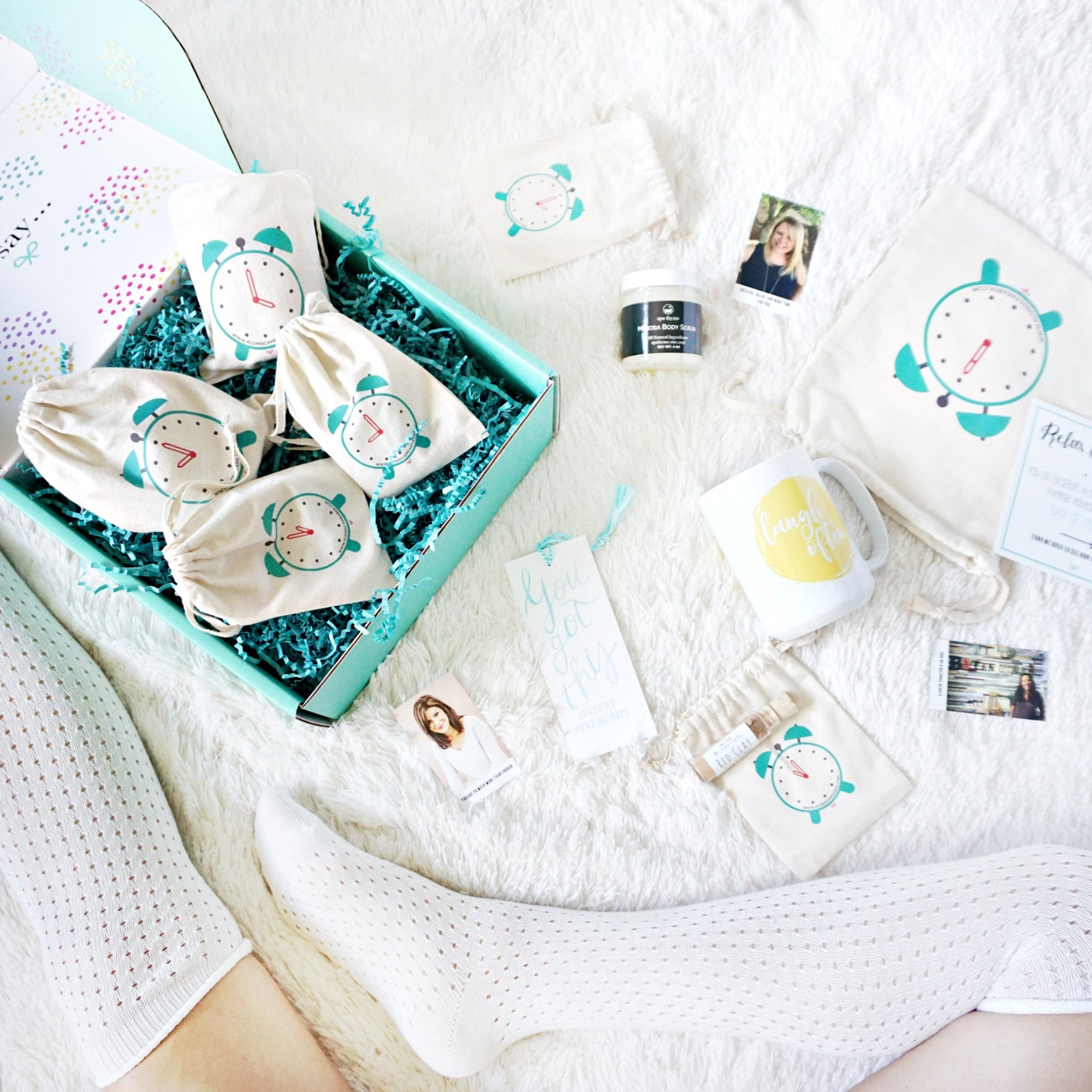 The perfect long distance gift