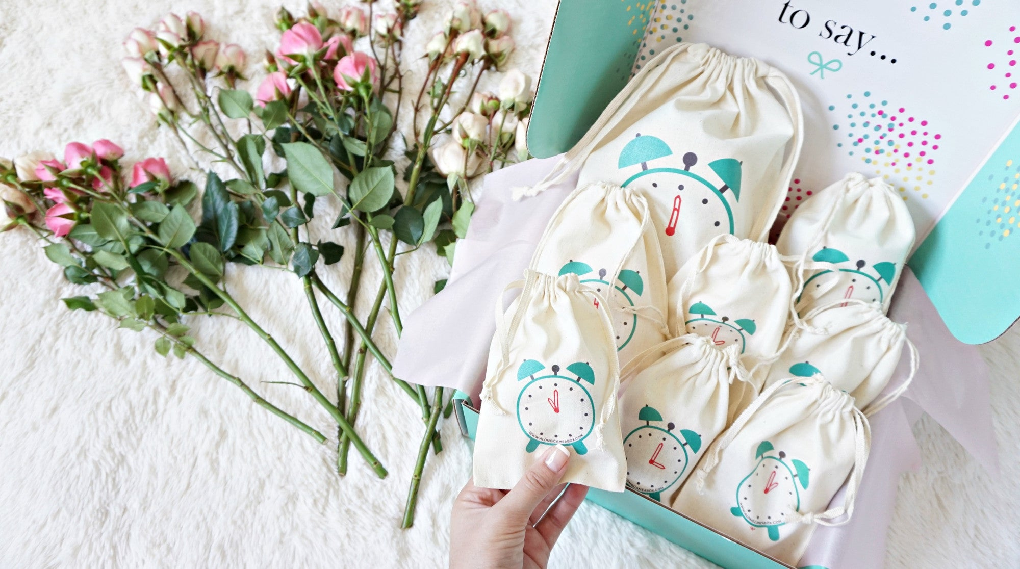 A gift every hour of the day