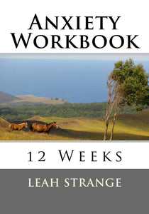 March Specials: Anxiety and Mindfulness Workbooks