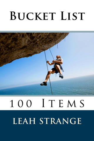 Bucket List 100 Items