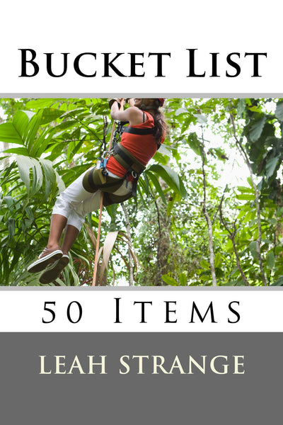 Bucket List 50 Items