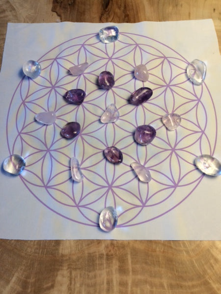 Crystal Grid, Love