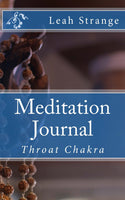 Meditation Journal, Chakra Series